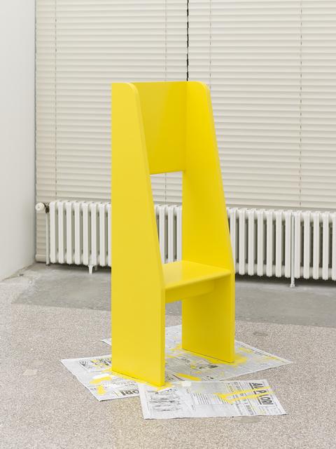 Sophie Nys, 'Manikin (Au Pilori)', 2019, Galerie Greta Meert