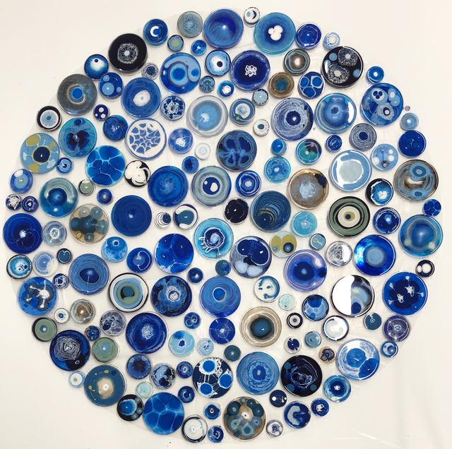 , 'Hypochondria Blue, 150,' 2017, Cynthia Corbett Gallery