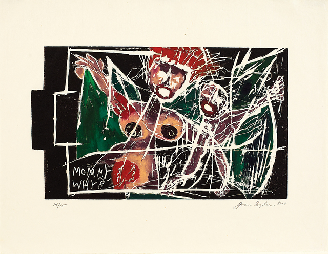 , 'Mommy Why?,' 1984, Anders Wahlstedt Fine Art