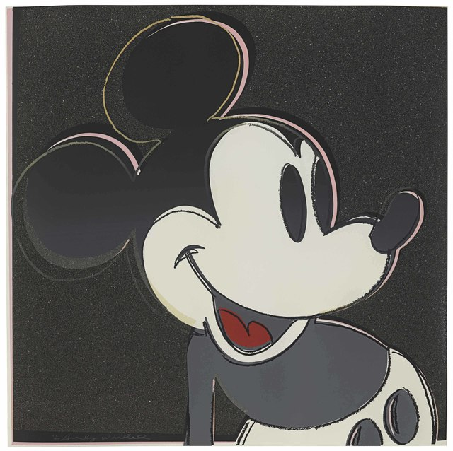 Andy Warhol, 'Mickey Mouse, from Myths', 1981, Christie's