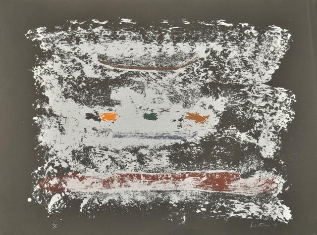 , 'Un poco más ,' 1987, Polígrafa Obra Gráfica