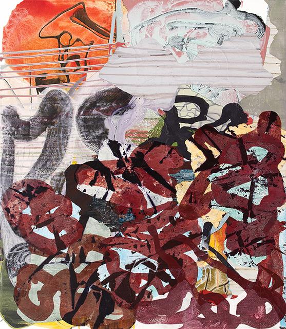 , 'barranca,' 2014, FRED.GIAMPIETRO Gallery