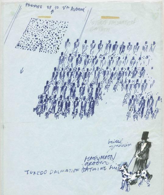 Antoni Miralda, 'Tuxedo Dalmation Bathing Suit', 1986-1992, Henrique Faria Fine Art