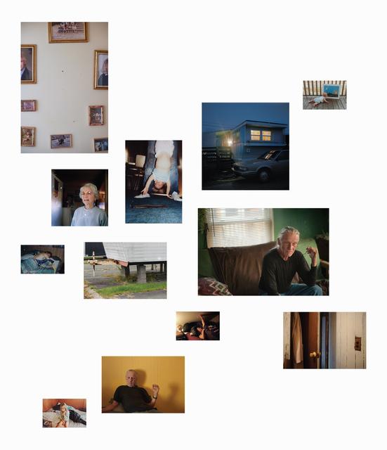 , 'Trailer Park Series,' 2013, Dennis Dawson