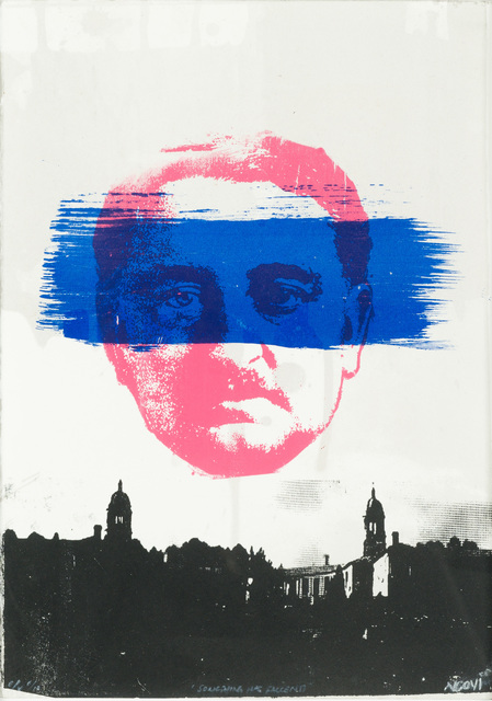 , 'Tsek 1,' 2017, Kalashnikovv Gallery
