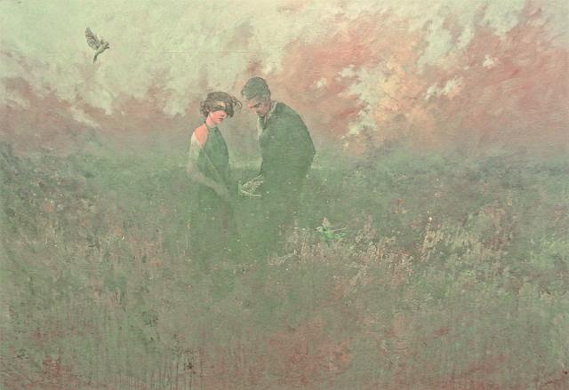 Federico Infante, 'Father and daughter', 2015, Galleria Punto Sull'Arte