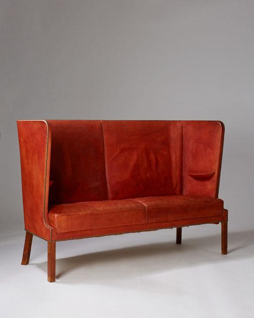 , 'Sofa,' 1936, Modernity