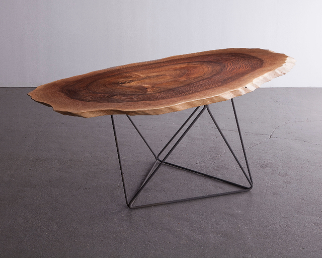 ", '""Octahedron"" dining table,' , Frederieke Taylor Gallery"