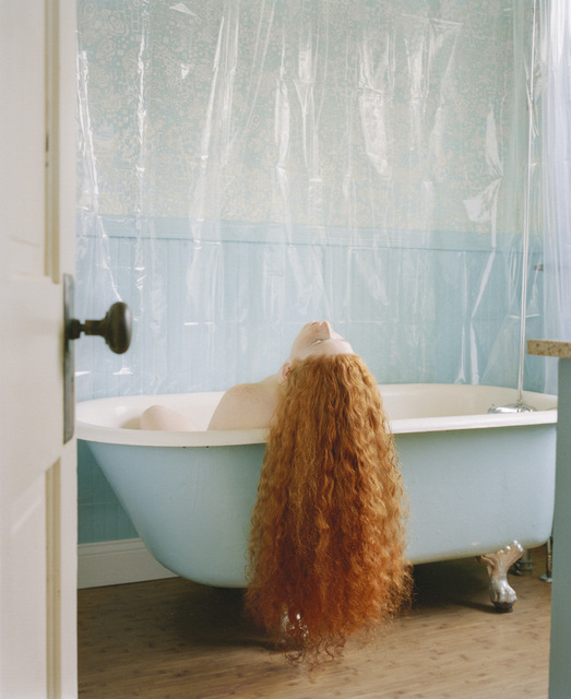 , 'The bath,' 2016, Pace/MacGill Gallery