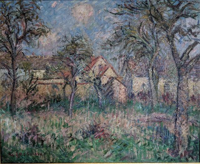 , 'Le Jardin,' 1920, Daphne Alazraki Fine Art