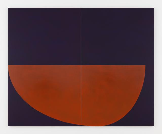 , 'lantern,' 2017, David Zwirner