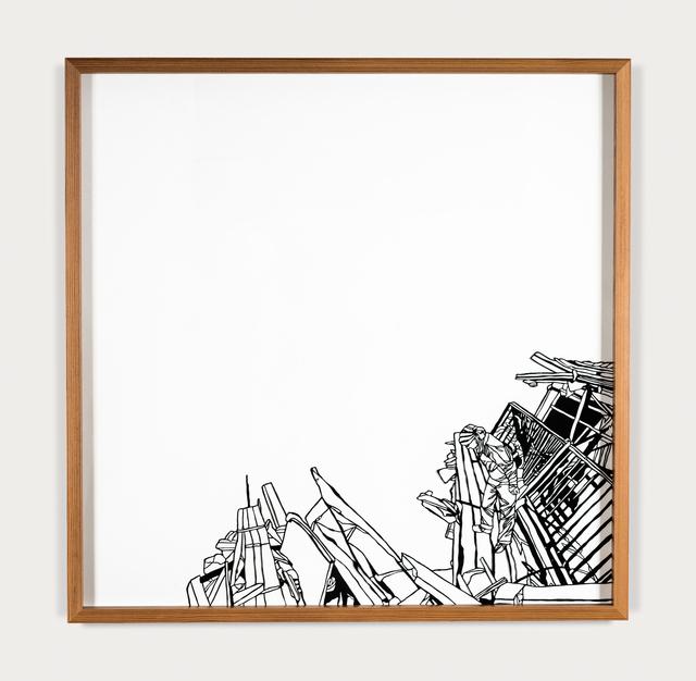 , 'Abyss,' 2015, Alon Segev Gallery