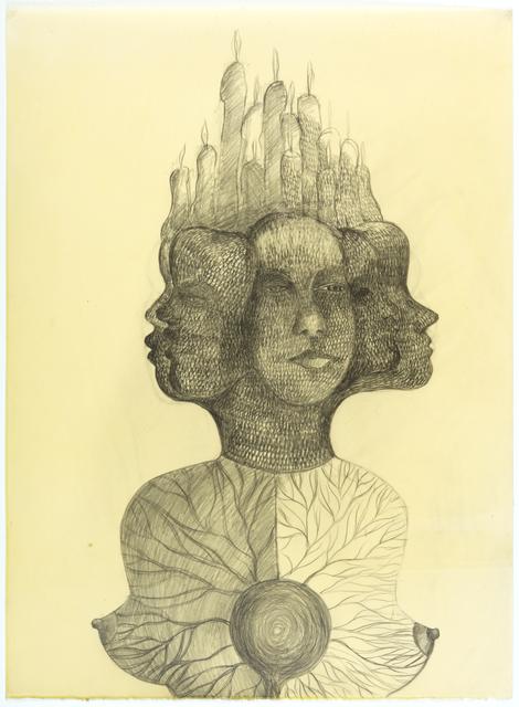 , 'Memorias Lemurianas,' 2012, Hopstreet