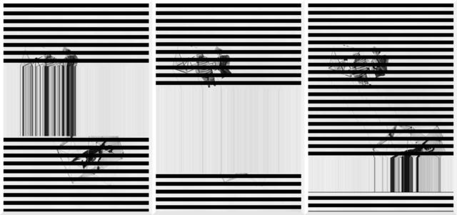 , 'Dada Scan,' 2016, Galerie Charlot