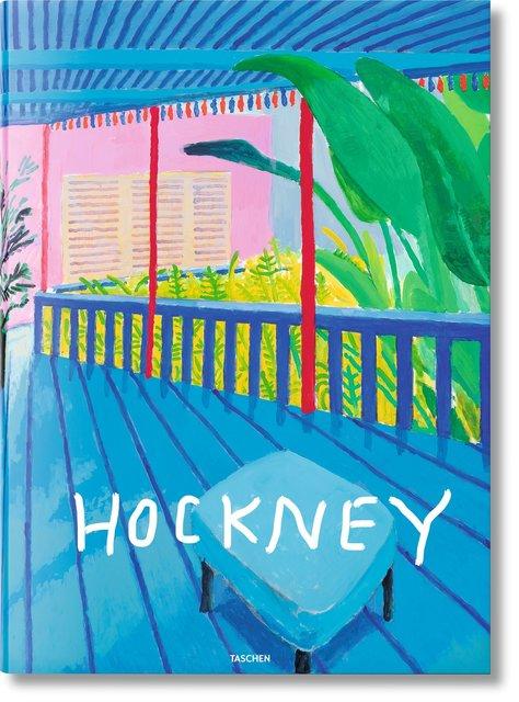 David Hockney, 'A Bigger Book', 2016, Cynthia Corbett Gallery