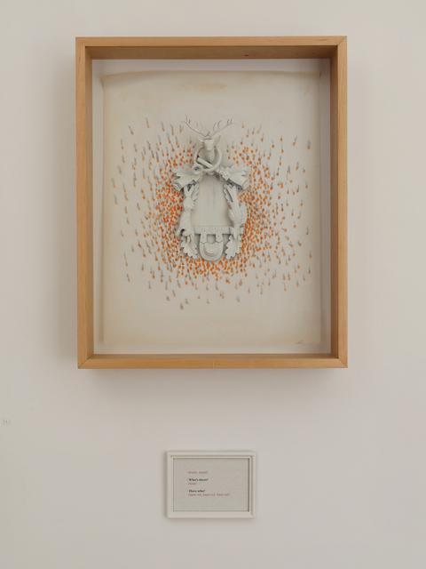 , 'Knock Knock,' 1990, Anglim Gilbert Gallery