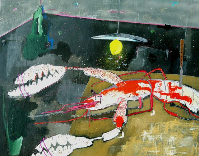 , 'Bodegon,' 2017, Allouche Gallery