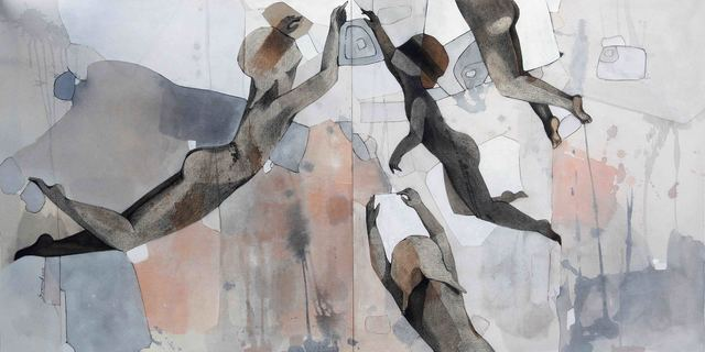 , 'Untitled ,' 2015, al markhiya gallery
