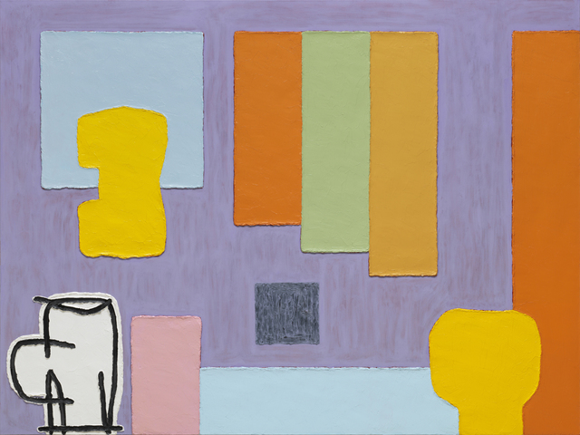 Jonathan Lasker, 'Ideal Interior', 2018, Galerie Thomas Schulte