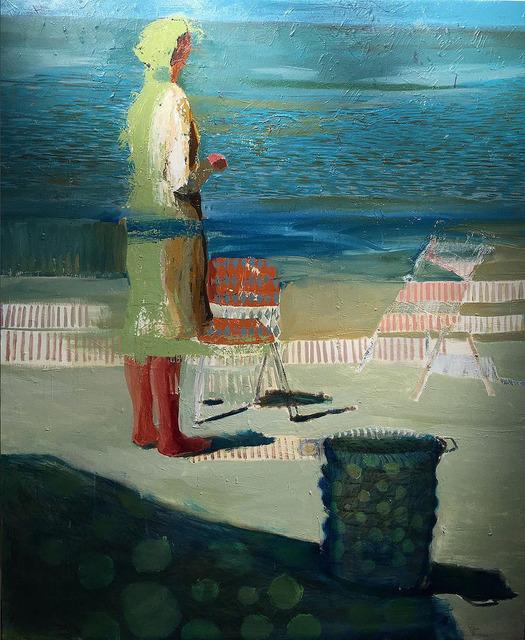 , 'I am the Ocean,' 2017, Sue Greenwood Fine Art