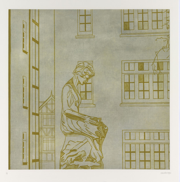 , 'Statue,' 2008, Paragon