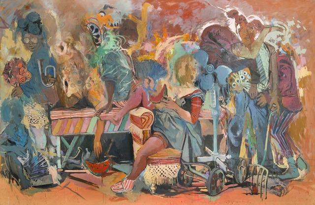 , 'Phantom of Liberty,' 2005, Tufenkian Fine Arts