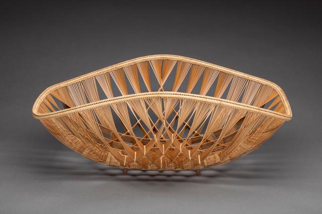 Yamaguchi Ryuun, 'Bamboo Vessel', 2017, TAI Modern