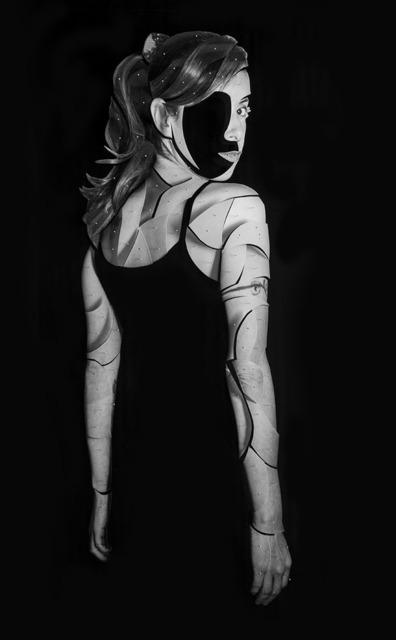 , 'Body XIV,' 2016, LGM Arte Internacional