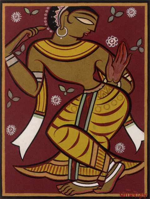 , 'Untitled (Dancing Gopi),' , Aicon Gallery