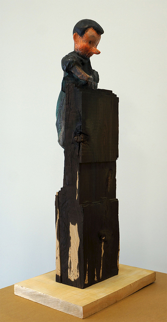 , 'Pinocchio from the Beam,' , Wetterling Gallery