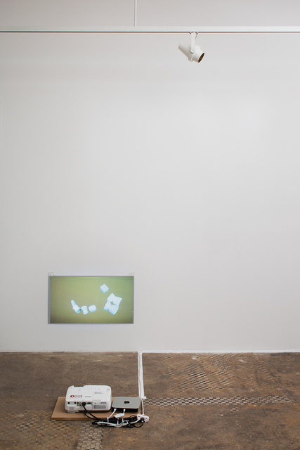 , 'Locating Catch and Shake,' 2013, NURTUREart