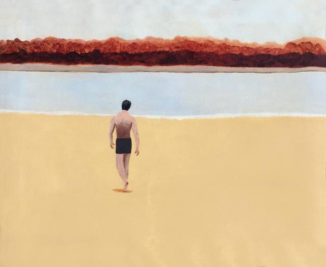 , 'Banyista,' 2018, Yiri Arts