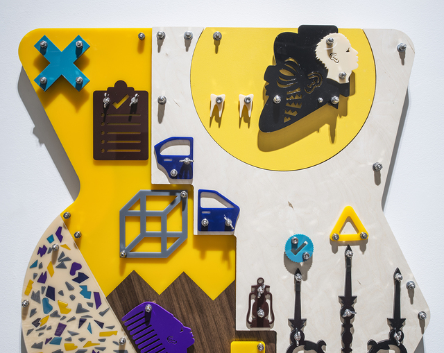Damien Davis, 'Projective (Blackamoors Collage #230)', 2019, LatchKey Gallery