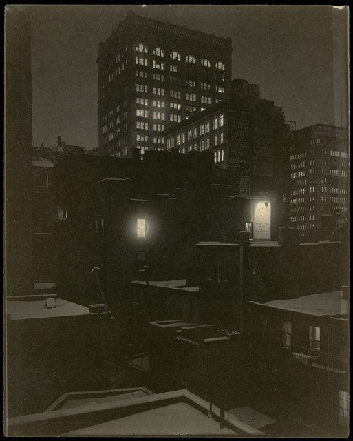 Alfred Stieglitz, 'From the Back Window – 291', 1915, The Metropolitan Museum of Art