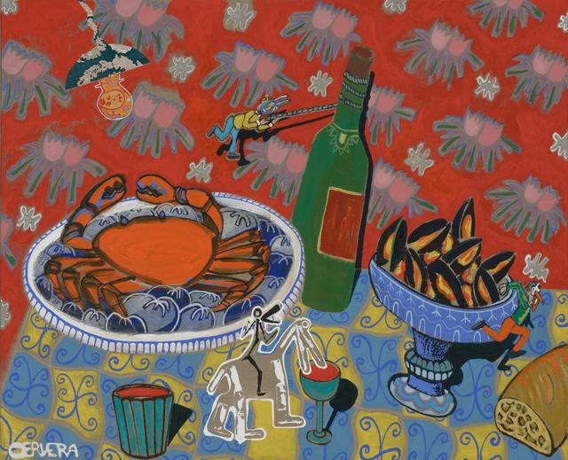 , 'Still life crab,' , ArtCN