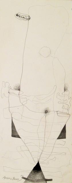 , 'El Dibuix 6,' 2014, Matthew Liu Fine Arts