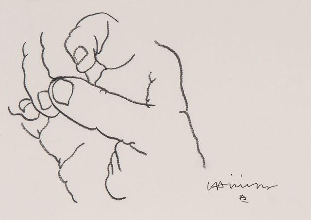 , 'Hand,' ca. 1985, Alan Cristea Gallery
