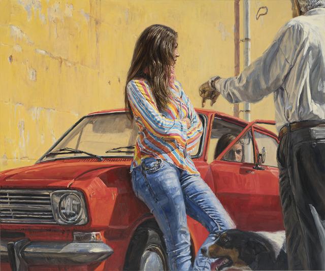 , 'El padre,' 2017, Enlace Arte Contemporáneo