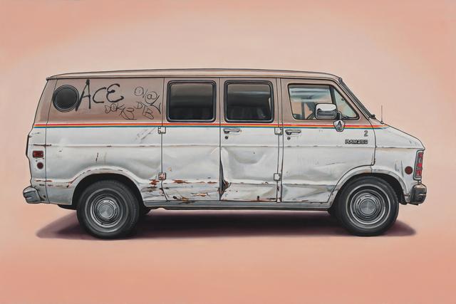 , 'Vernon,' 2012, Jonathan LeVine Projects