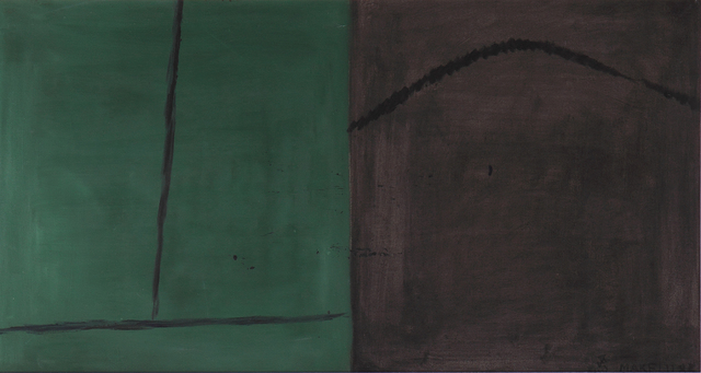 , 'Composition No.1,' 1983, Boers-Li Gallery