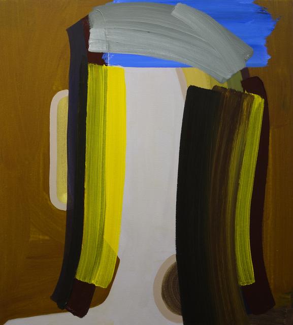 , 'Head,' 2014, George Lawson Gallery