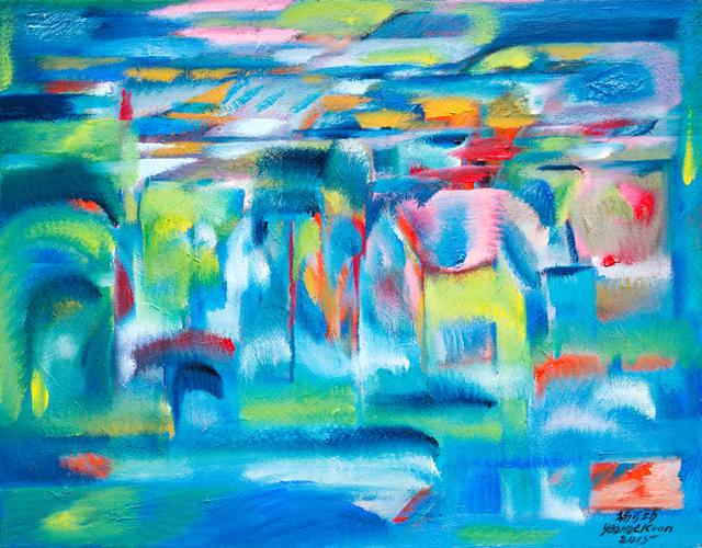 , 'Reflection,' 2015, Hai Hui Gallery
