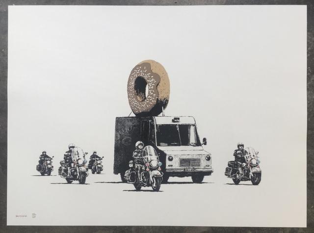 Banksy, 'Chocolate Donut', 2009, Joseph Fine Art LONDON