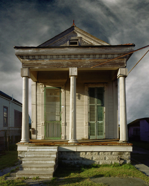 Michael Eastman, 'Shotgun House, New Orleans ', 2005, Jenkins Johnson Gallery