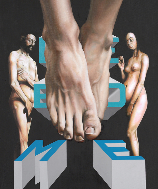 , 'The Cross,' 2008-2016, Parkview Green Art