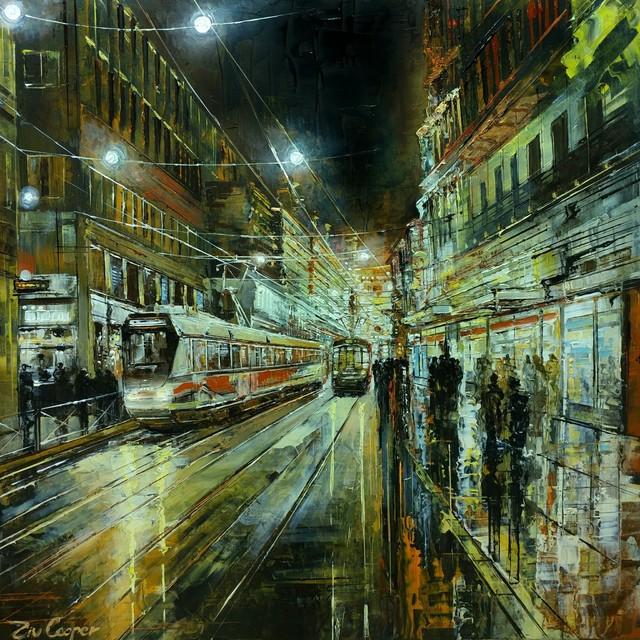 , 'Milano,' 2018, SimonBart Gallery