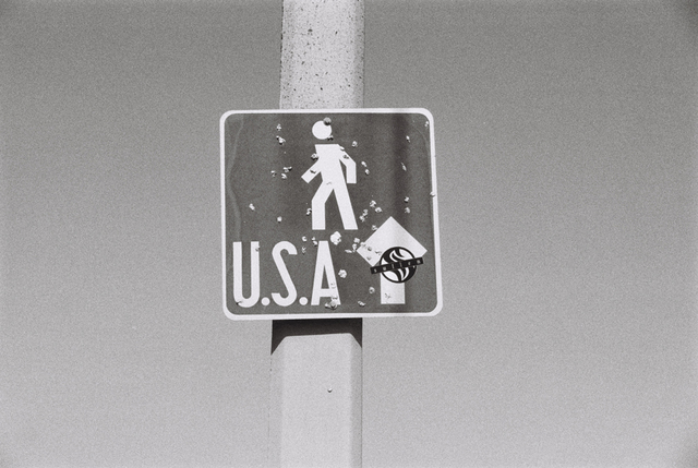 , 'Built by Slaves - Controlled by Bullys,' 2002, MO-Industries