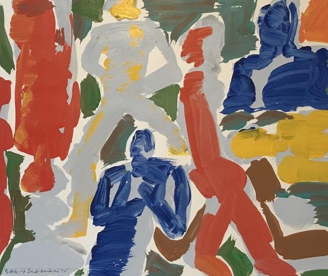 , 'Figurative No. 13,' ca. 1975, Quogue Gallery