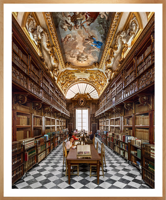 , 'Riccardiana Library, Florence,' 2016, Museum of Modern Art Dubrovnik