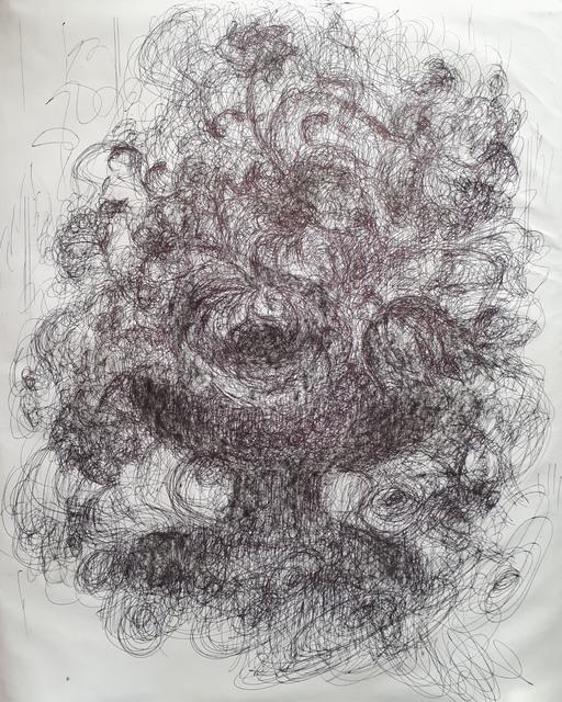 Svetlana Sokolovskaya, 'Flowers in vase', 2019, Recreational Enterprises & Perseus Gallery